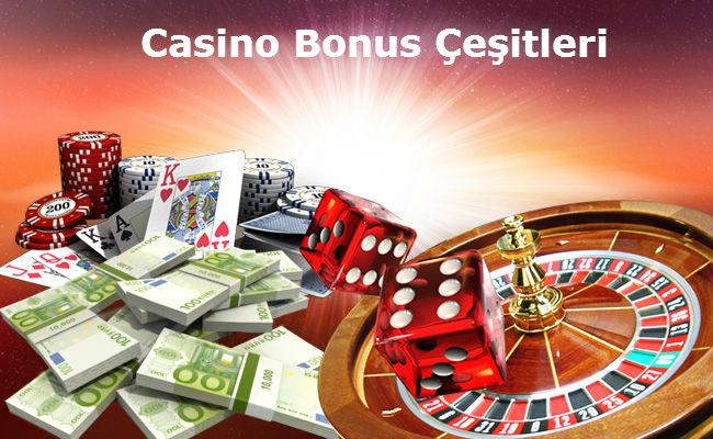 Canlı Casino Bonus Türleri