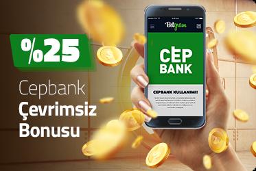 Cepbank İle Bahis Sitelerine Para Yatırma